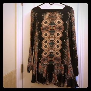 Free people Tunic Smooth Talker